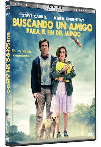 Descargar Buscando Un Amigo Para El Fin Del Mundo DVDRip Español Latino 2012