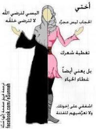Hijab yang sebenar