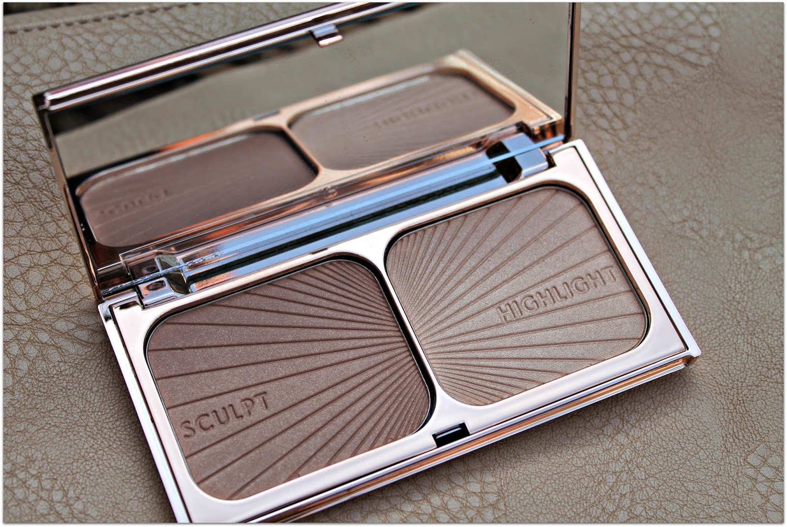 Charlotte Tilbury Film Star Bronze & Glow Face Sculpt & Highlighter
