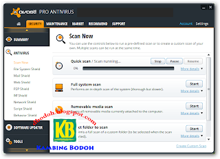 Free Download Avast! Antivirus Pro 8.0.1483 Full Version + Patch Terbaru