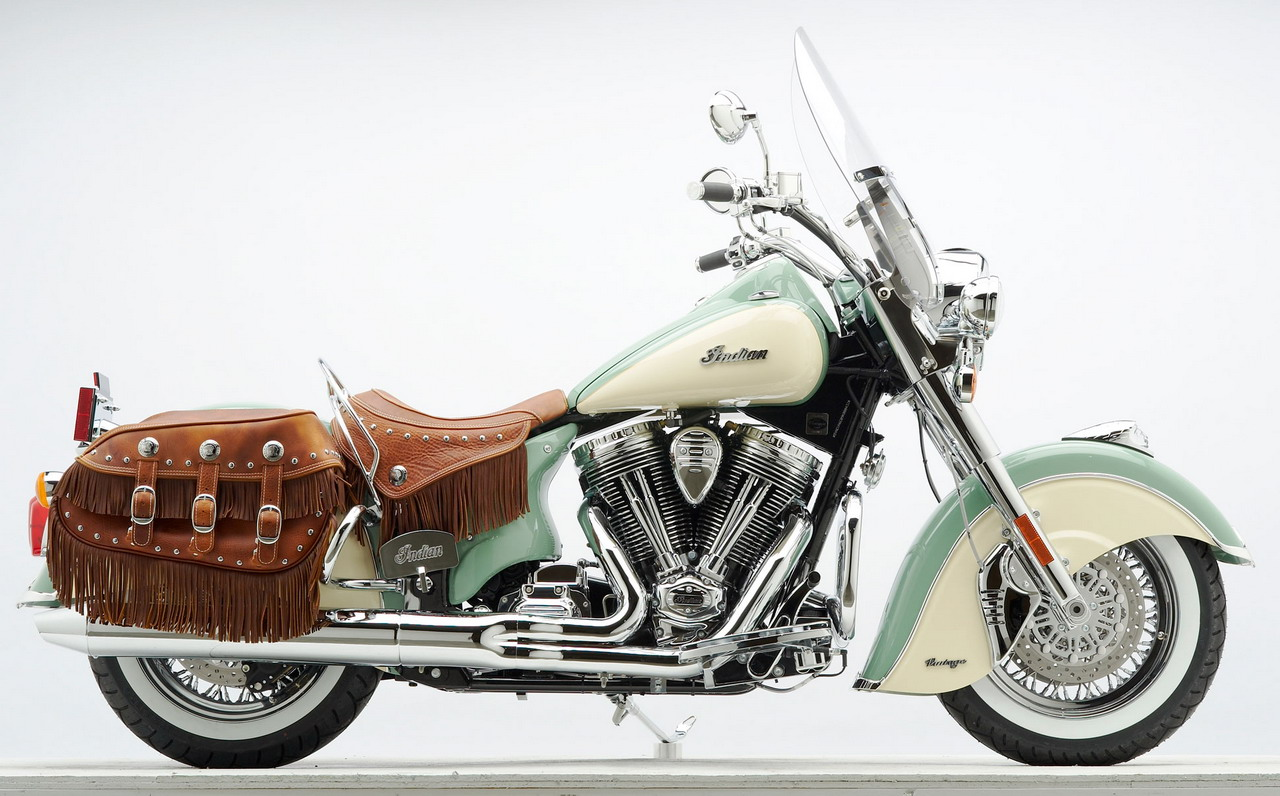 Indian Chief Motorcycle: 2012 Indian Chief Vintage