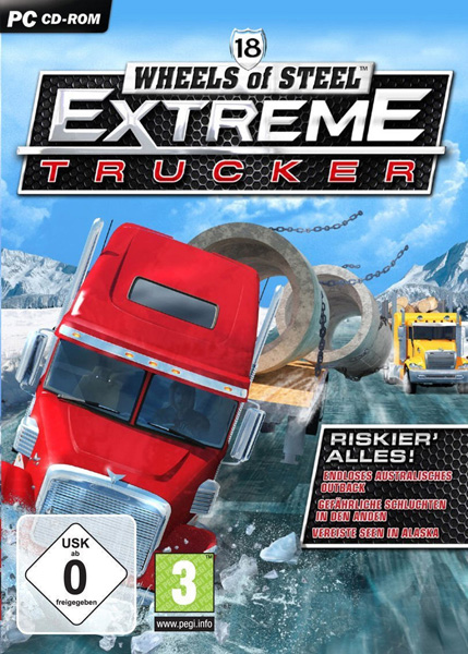 Download Games Wheels Steel Extreme Trucker Mediafire Link