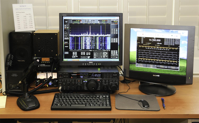 RARS - The Raleigh Amateur Radio Society