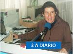""""""" 3 a Diario"""""""