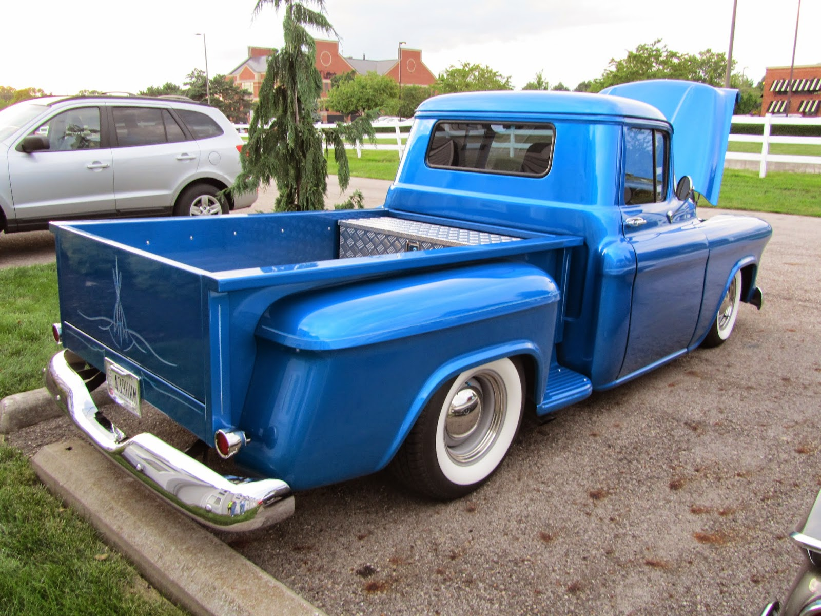 Universal Stepside Truck Beds Marvs And Friends 1949 Dodge After