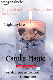 Now on Amazon, 'Candle Magic'