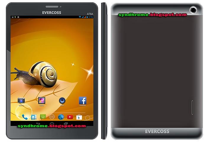 Spesifikasi dan Harga Evercoss AT8A | Tablet Juara Multimedia!
