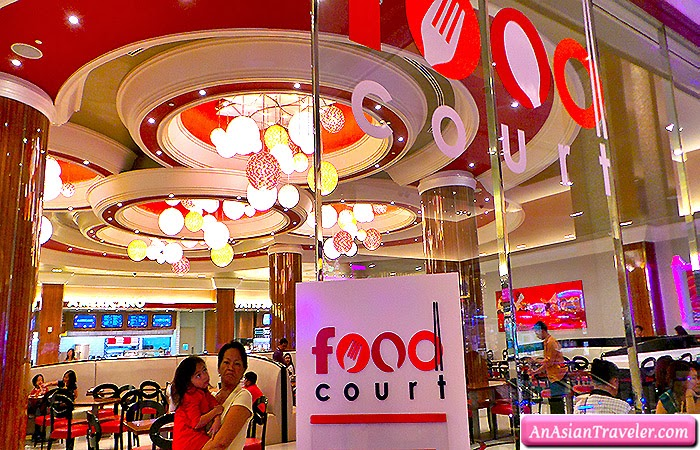 food court at solaire an asian traveler. Black Bedroom Furniture Sets. Home Design Ideas