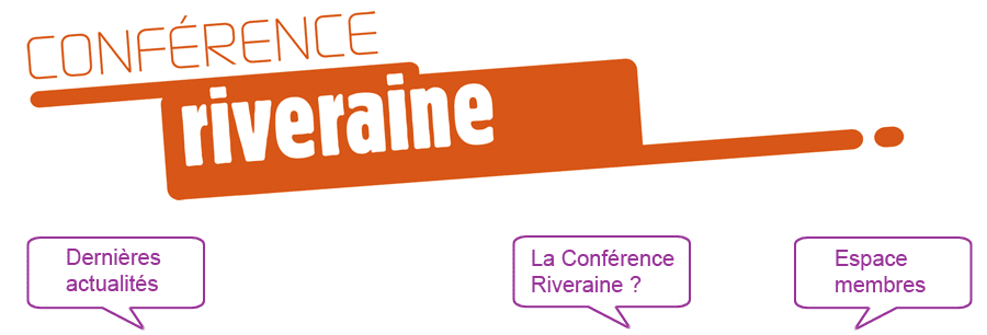 La conférence riveraine