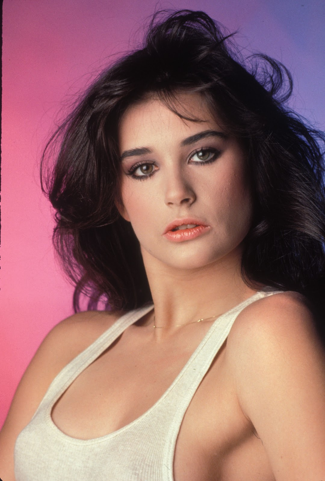 Young Demi Moore Photo 1