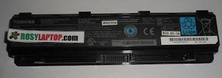 Baterai Toshiba C40-A C50-A C855 L855 M840 P800 P805 P840 P845 P850 P870 P875