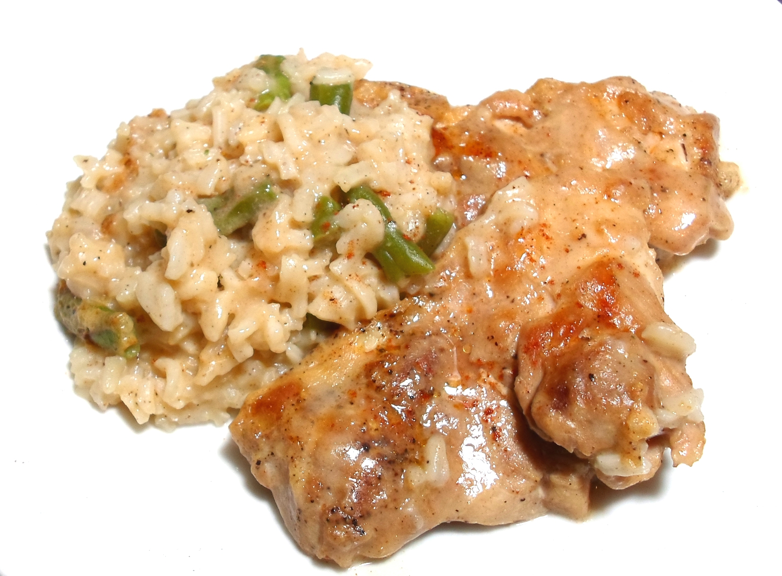 Chef Kendra's Easy Cooking!: Show #98 Chicken and Rice