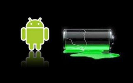 Kalibrasi baterai Android