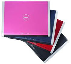 Pink Laptops by Dell