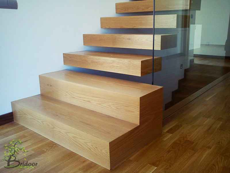 Bridoor s l escalera de dise o para vivienda en - Diseno de una escalera ...