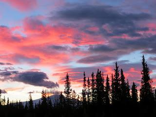 Alaska morning