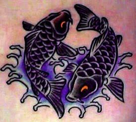The best news sample koi tattoo tattoos gallery rex for Fish vagina tattoo