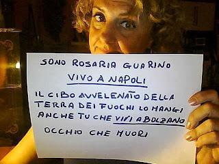Napoli : La Terra dei Fuochi
