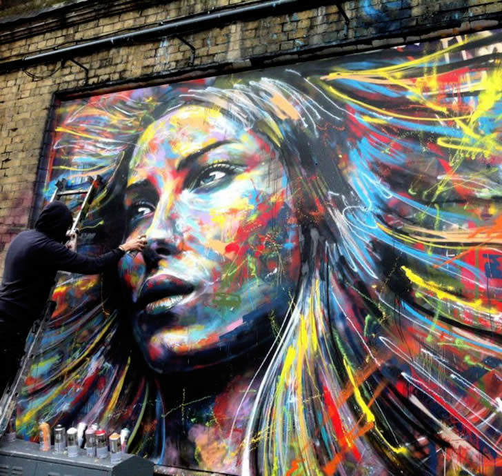 Colourspedia The Passion Of Spray