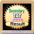 Secondary TAT-2014 Result