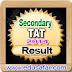 Secondary TAT-2014 Result