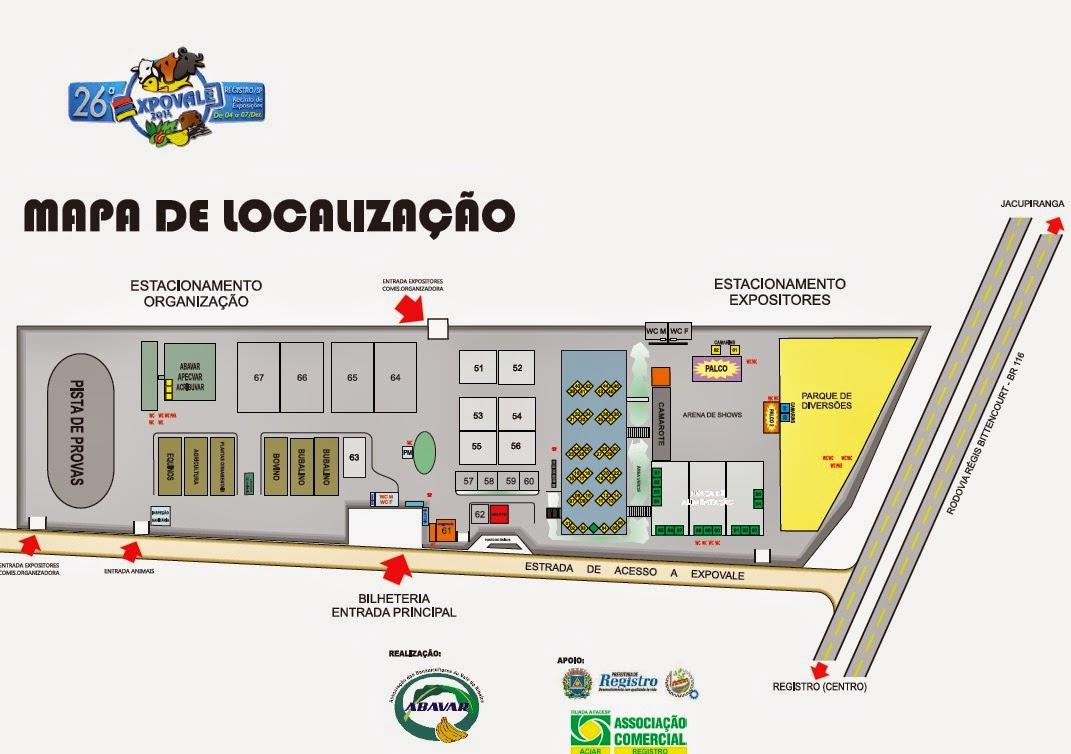 Empresas já podem adquirir espaços comerciais para 26ª EXPOVALE