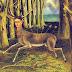 "Yaralı Geyik ""The Wounded Deer"" - Frida Kahlo"