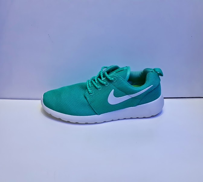 Nike roshe run women, sepatu olahraga, sepatu senam