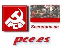 PCE- PARTIDO COMUNISTA DE ESPAÑA