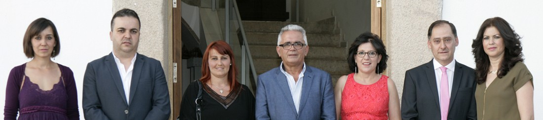Grupo de Gobierno del  PSOE en el Ayuntamiento de Valencia del Ventoso