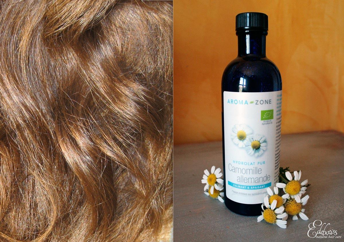 hydrolat ciste cheveux