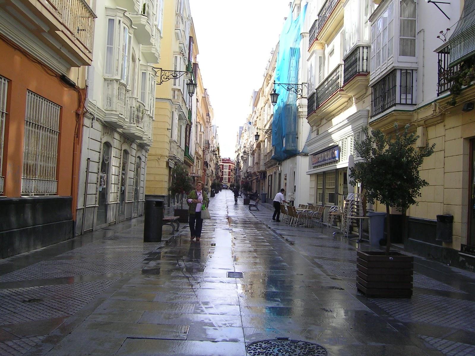Cosas de c diz cositas m as la fisonom a urbana de c diz for Calle sol madrid