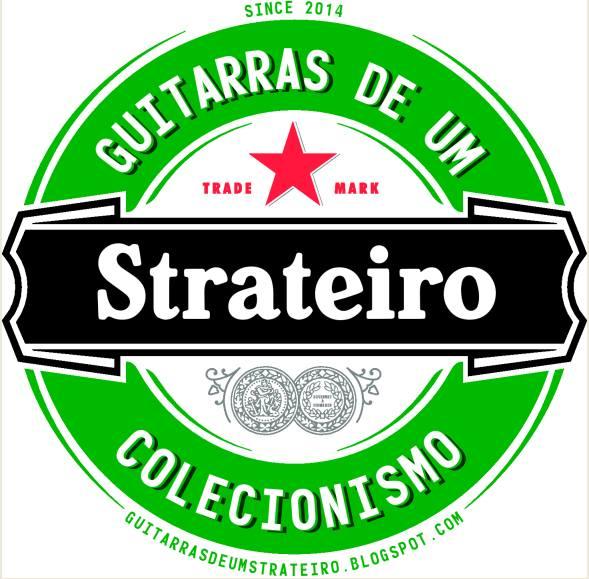 Guitarras de um Strateiro - COLECIONISMO