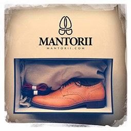 Mantorii Custom Footwear Ad