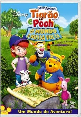 Filme Meus Amigos Tigrão e Pooh : O Mundo à Nossa Volta   Dublado