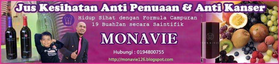 Monavie Jus Kesihatan Anti Penuaan