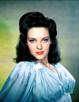 Linda Darnell, otra belleza...murió en un incendio en su casa
