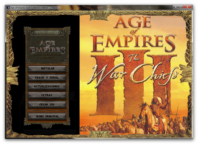 Age of Empires Gold Edicion Completa [PC Full] Español [ISO] Descargar [1,2 Y 3]