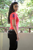 Basanthi heroine Alisha baig photos-thumbnail-7