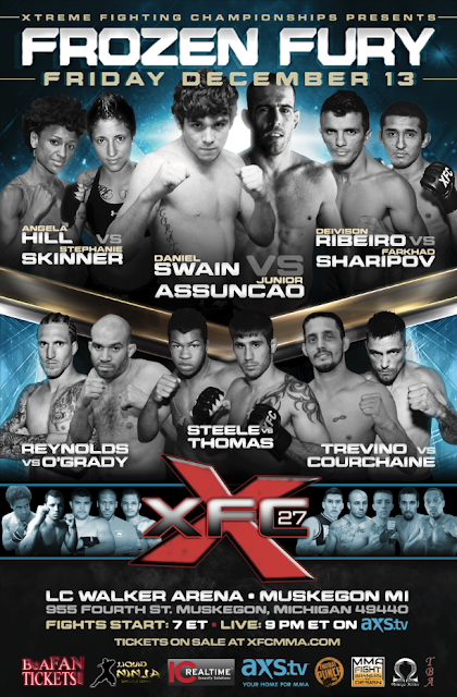 XFC 27 Poster