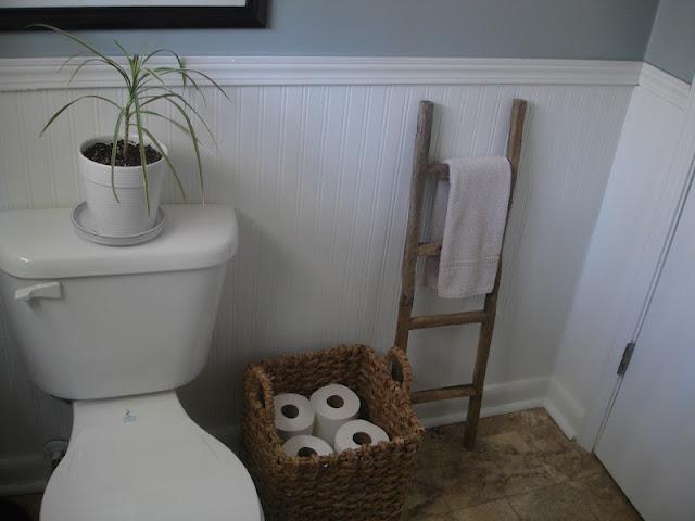 Dont Disturb This Groove Bathroom Makeover - Martha stewart bathroom colors
