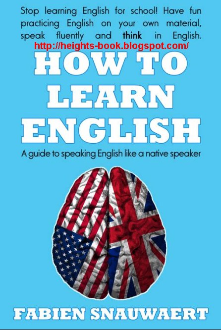 Learn How to Speak English Fluently! - EnglishHelper Blog