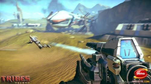 Demo del Juego Tribes Ascend para PC