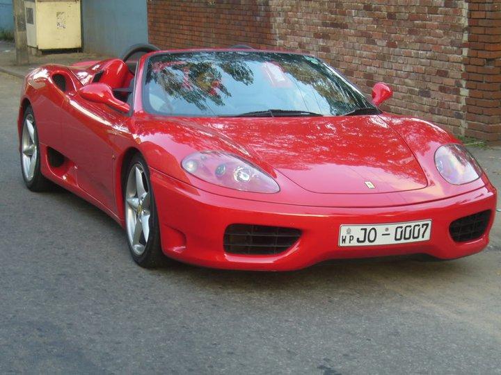 Merveilleux 2 Ferrari (Aravinda)