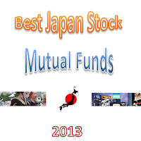 Best Japan Stock Mutual Funds 2013