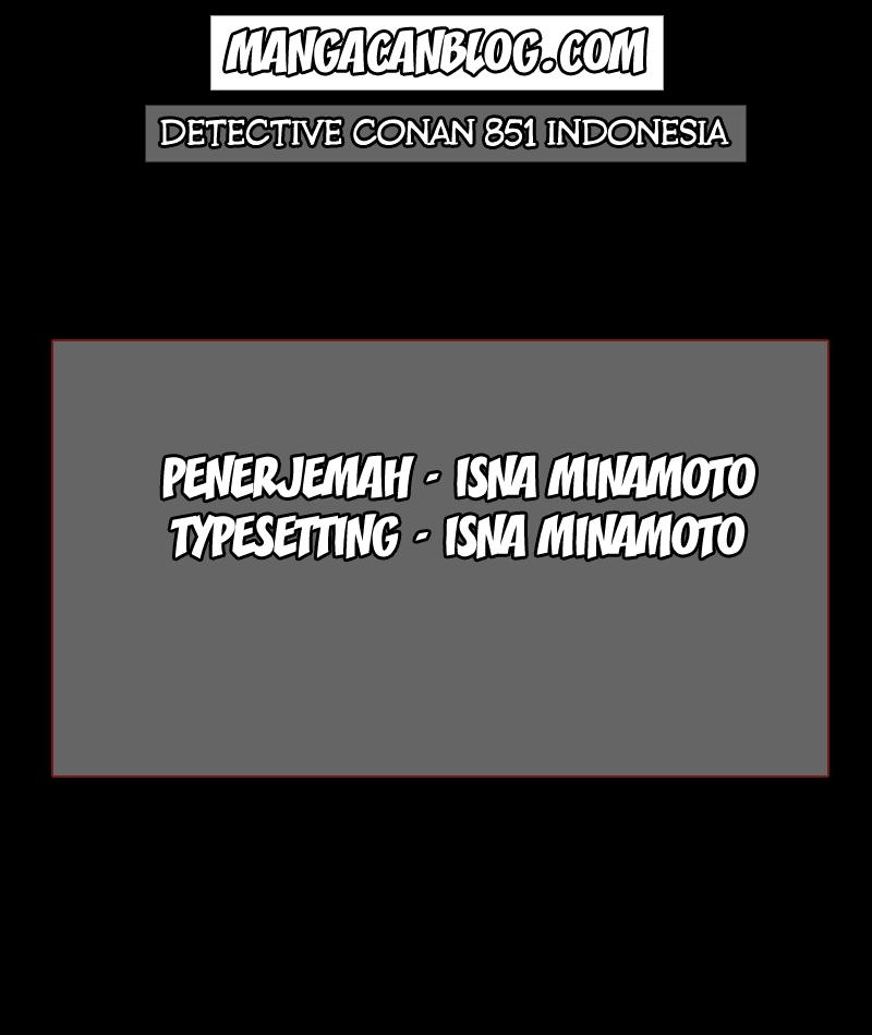 Dilarang COPAS - situs resmi www.mangacanblog.com - Komik detective conan 851 - Jodie Ingat 852 Indonesia detective conan 851 - Jodie Ingat Terbaru |Baca Manga Komik Indonesia|Mangacan