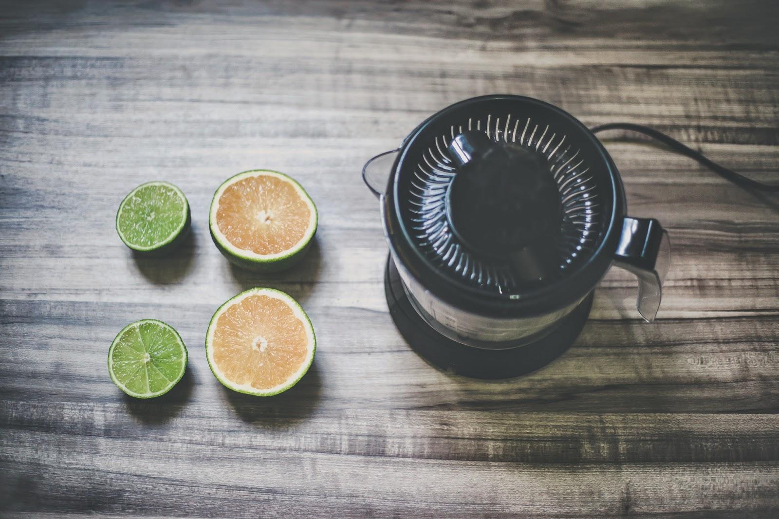 suco verde detox receita