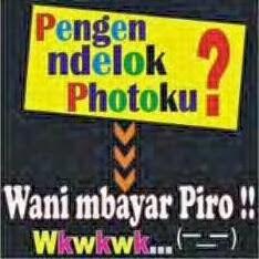 kata Dp Bbm Poto / Photo / foto Profil Lucu Indonesia Sunda Jawa gif