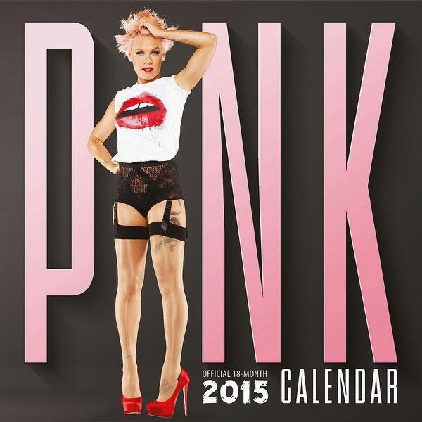 Calendario 2015 Pink