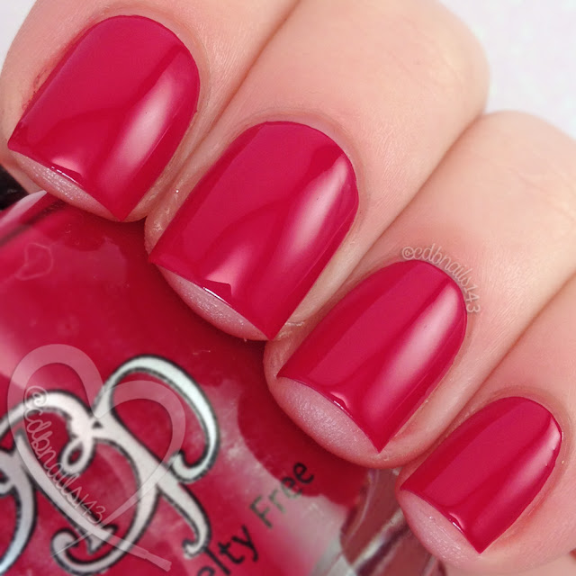 Bad Bitch Polish-Cranberry Jelly